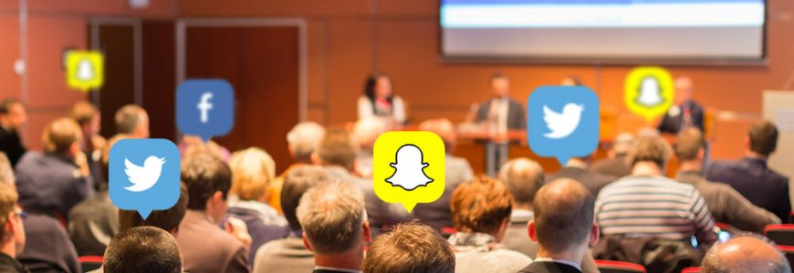 5 ways social media is reshaping events