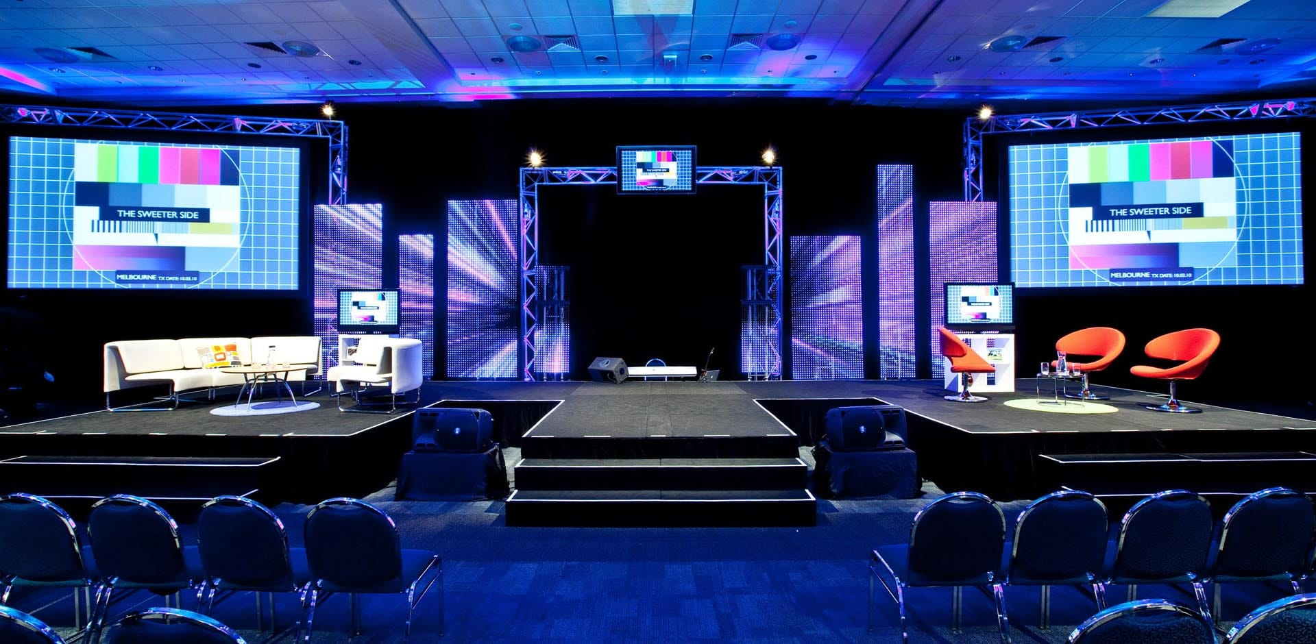 Home Lighting Design App Stage Hire Staging Rental Microhire