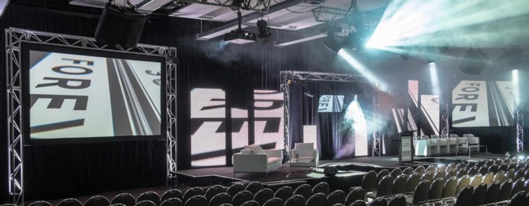 Audio Visual Hire for events