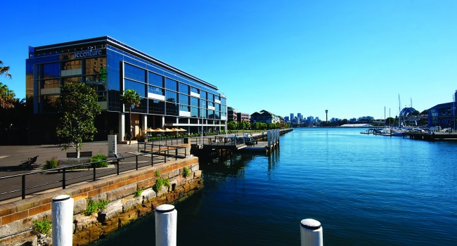 Doltone House Darling Harbour Island Wharf