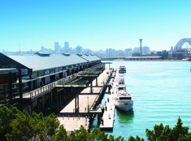 Doltone House: Jones Bay Wharf Pyrmont