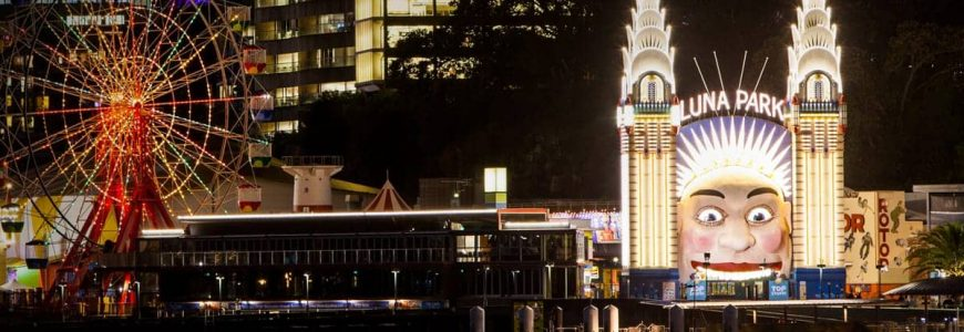 Microhire gives Luna Park event spaces $100k AV makeover