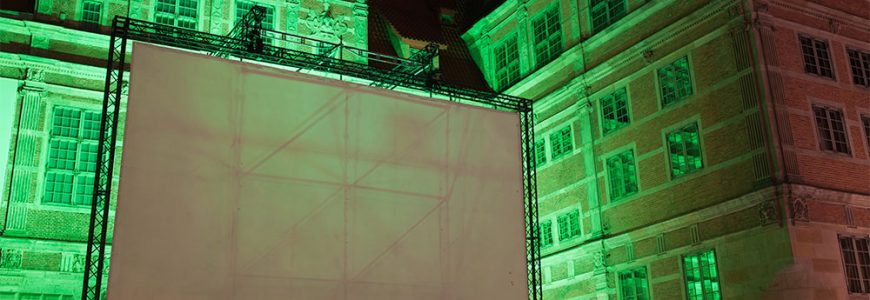 The best projectors for outdoor events