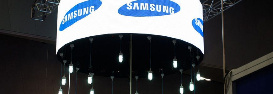 Using LED Walls at Exhibitions and Conferences