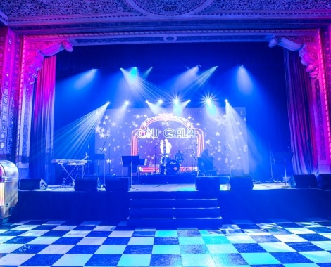 Stage & Event Lighting Solutions | Microhire Australia