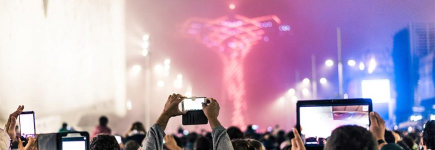 Emerging event technology in 2019