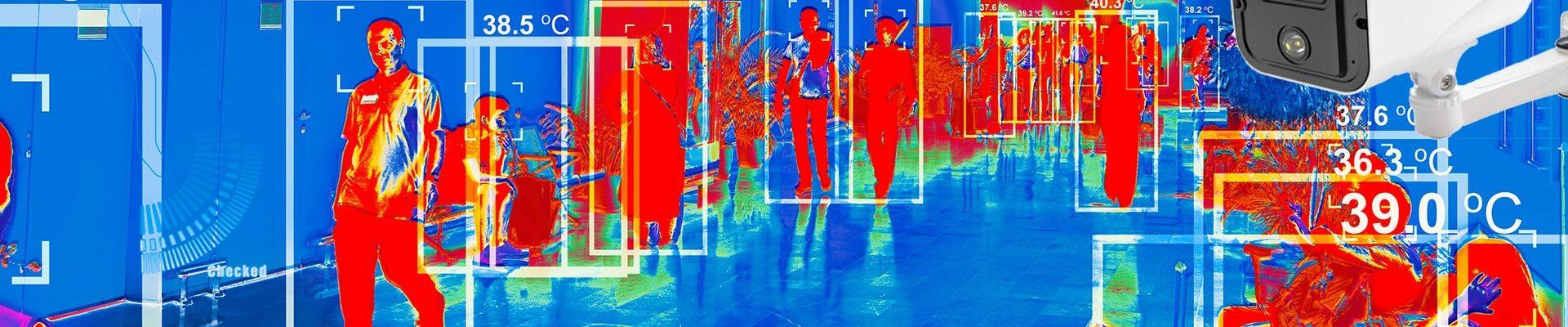 Body Temperature Thermal Cameras